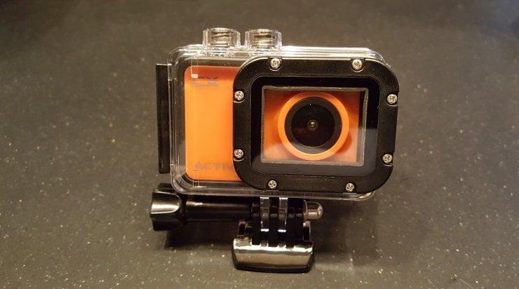 Review: Activeon CX actioncam – topper!