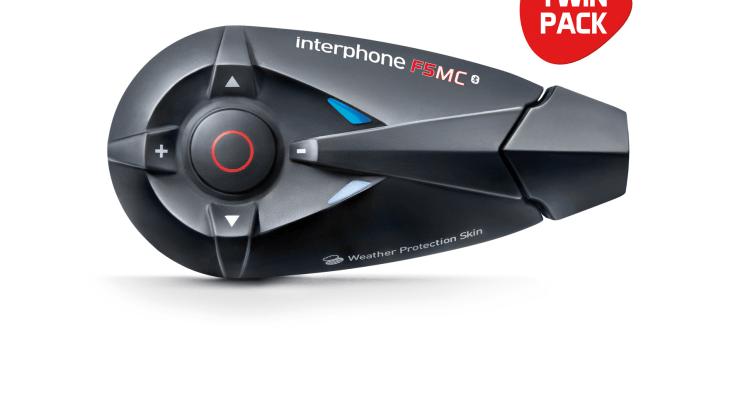 Review: Interphone F5MC – uitstekende motor intercom