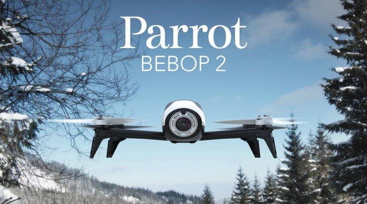 Nieuws: Parrot Bebop 2 is er!