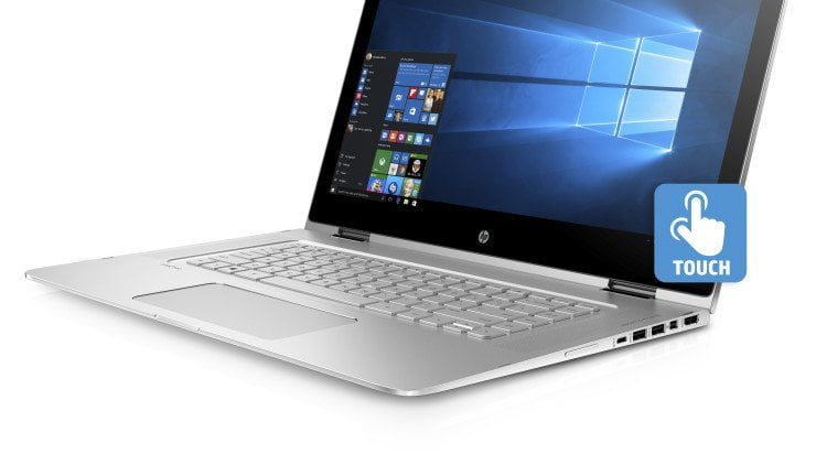 HP introduceert de Spectre x360 #CES2016