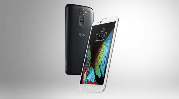 Nieuwe K serie smartphones van LG debuteren tijdens #CES2016