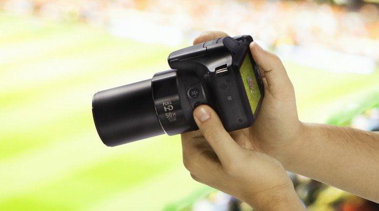 Canon toont nieuwe camera's en printers #CES2016