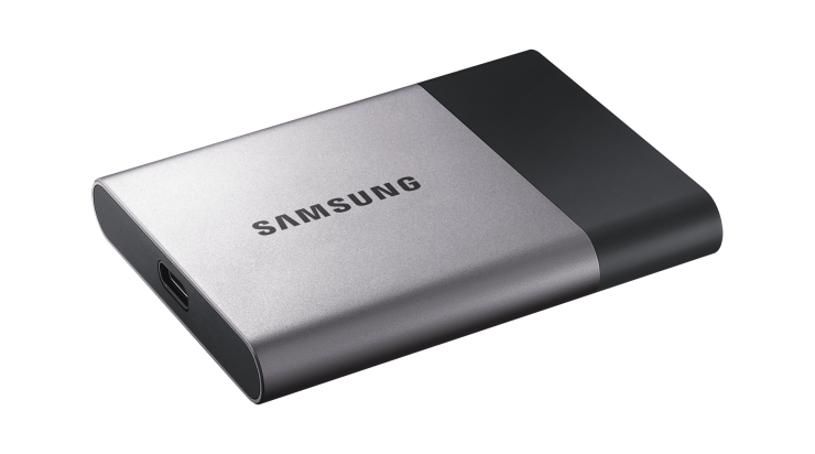 Samsung presenteert T3 SSD op #CES2016