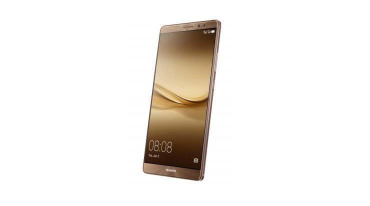 Huawei lanceert Mate 8 smartphone #CES2016