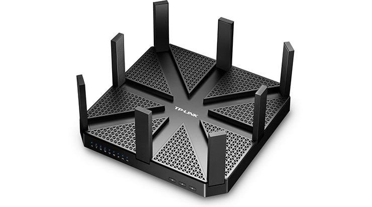 TP-LINK onthult 's werelds eerste 802.11ad router #CES2016