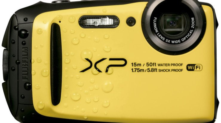 Nieuw: de compacte en robuuste Fujifilm FinePix XP90