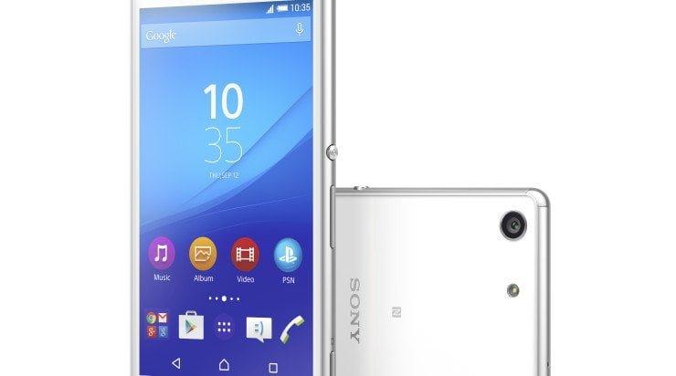 Nieuws: Sony introduceert de Xperia M5 half februari in NL