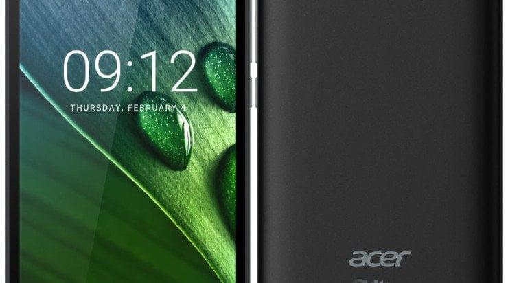 Nieuws: Acer Liquid Zest #MWC2016