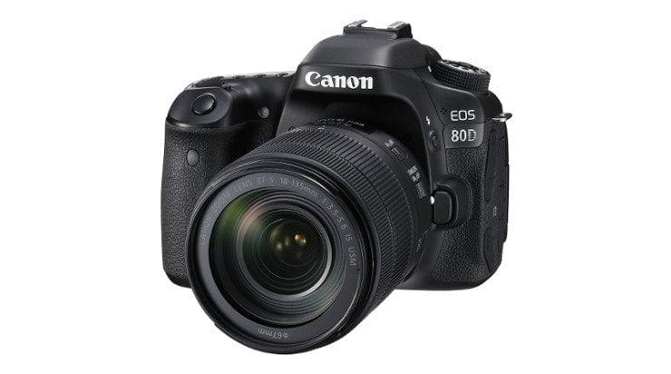Nieuws: Canon introduceert de EOS 80D
