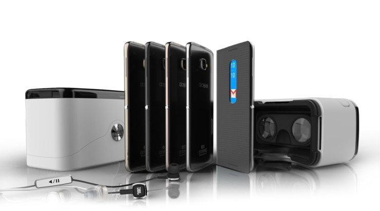 Nieuws: Alcatel introduceert IDOL 4-serie op #MWC2016