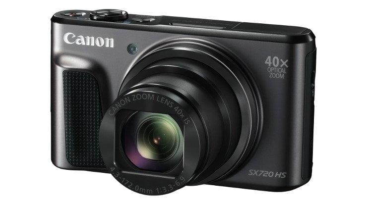 Nieuws: Canon lanceert 2 nieuwe Powershot camera's