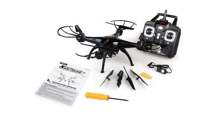 Review: Drone Syma X5SC (+ winactie!!)