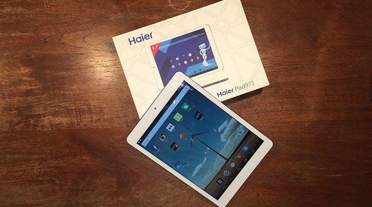 HaierPad