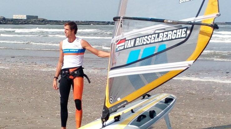 Dorian van Rijsselberghe en Samsung doen het samen