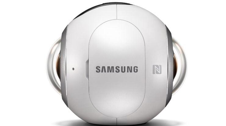 Een 360° review van de Samsung Gear360