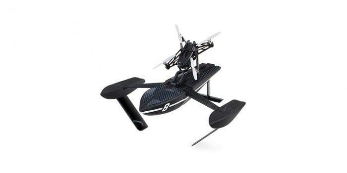 Review: Parrot Hydrofoil Orak – drone & boot