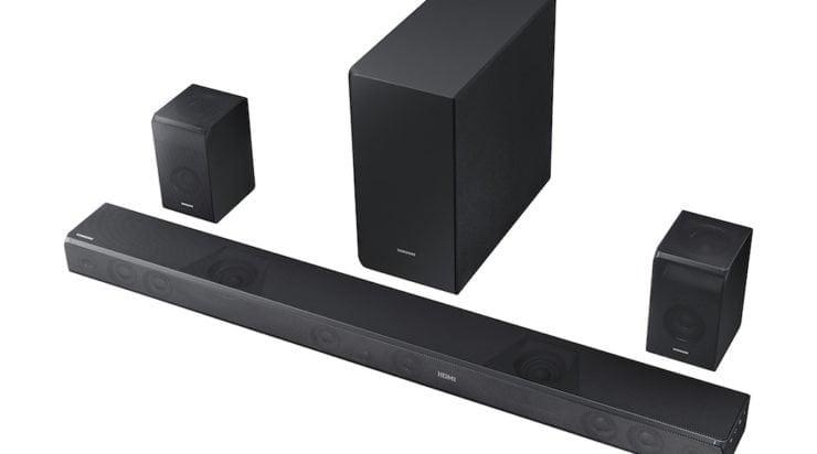 Samsung introduceert Soundbar met Dolby Atmos (HW-K950)