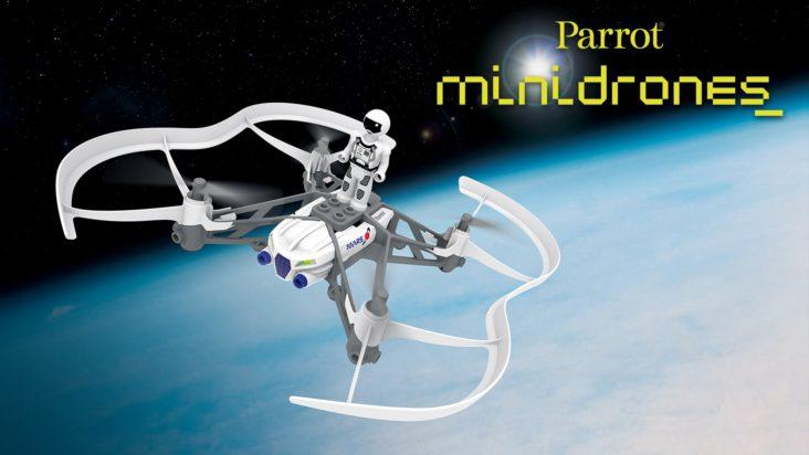 Parrot cargo minidrone Mars