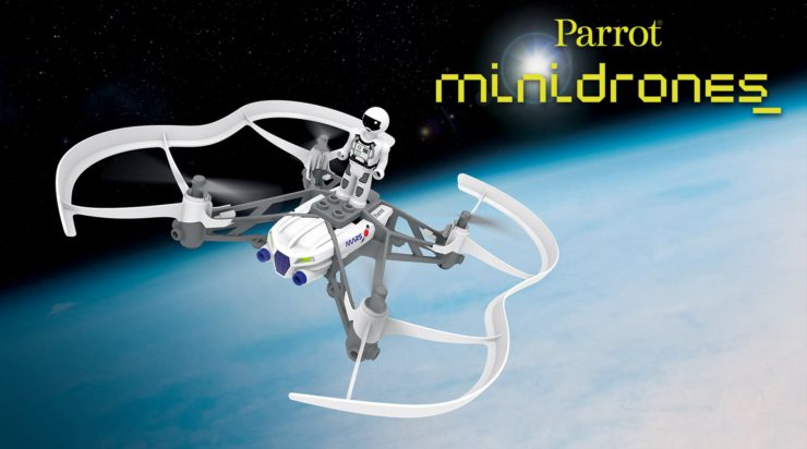 Review: Parrot Mars airborne cargo minidrone
