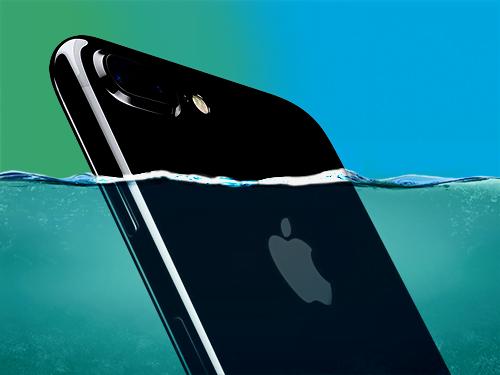 iphone 7 waterdicht