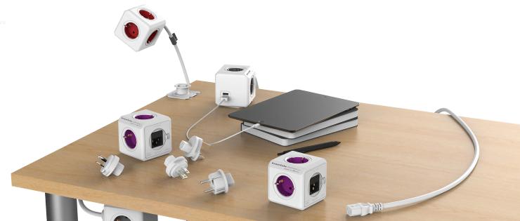Review: PowerUSB Hub is het mobiele broertje van de PowerCube