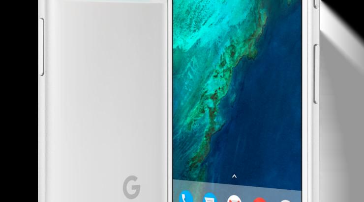 Googles eerste smartphone: Pixel: (onterecht) weinig tromgeroffel