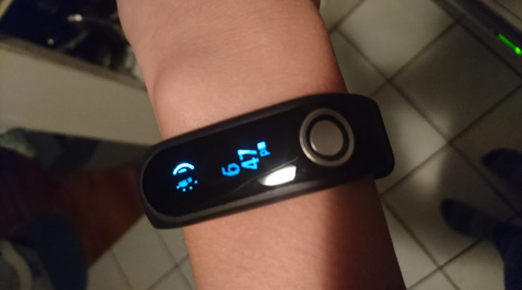 Review: TomTom Touch activity tracker