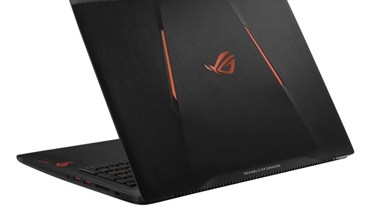 ASUS introduceert 'VR Ready' laptopreeks