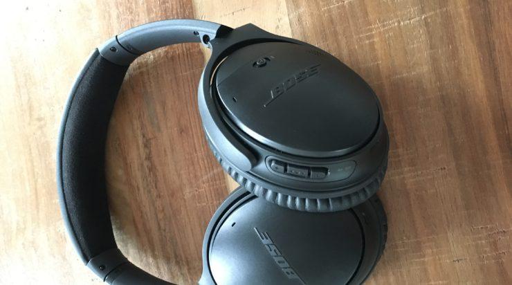 Review: Bose QuietComfort 35 – draadloze koptelefoon
