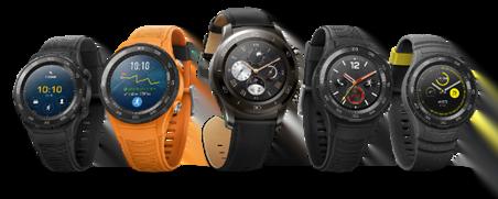 Huawei komt met nieuwe smartwatches