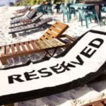Reserved Beach Towel 01