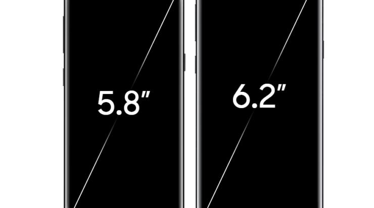 Hebben .., hebben … hebben … de nieuwe Samsung Galaxy S8 en S8+