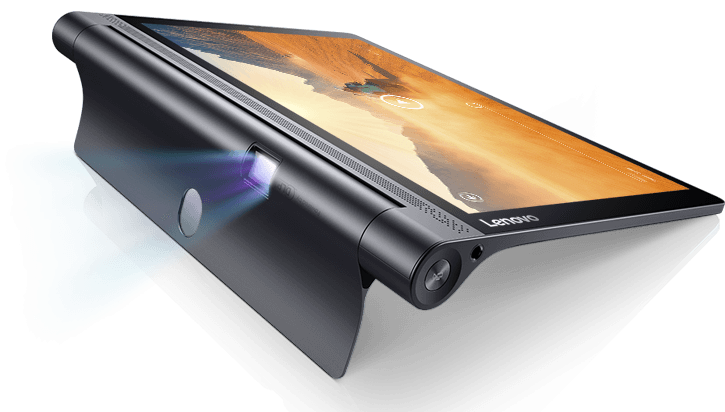 Review: Lenovo Yoga Tab 3 Pro – tablet én projector