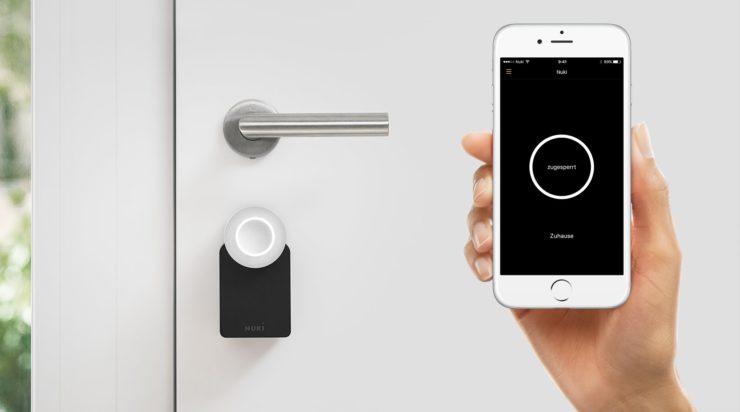 Nuki: de slimme 'smart lock'