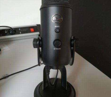 Blue's Yeti Microfoon laat je opnemen als een pro