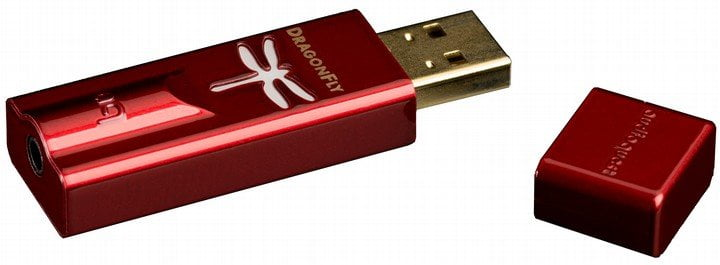 Review: Audioquest Dragonfly Red