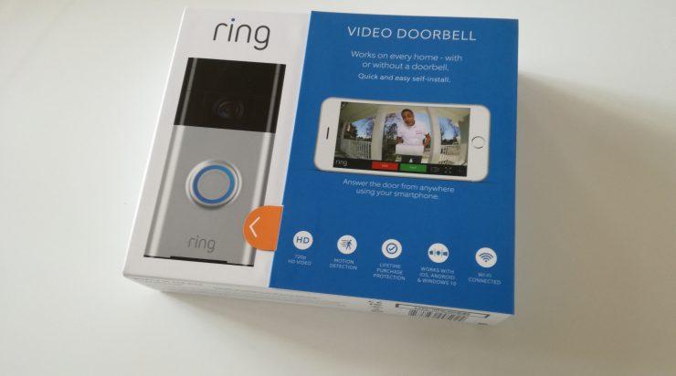 Ring is de video deurbel die je wilt hebben