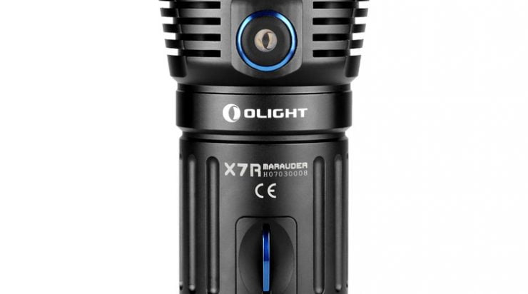 Review: OLight X7R Marauder 12.000 lumen zaklamp